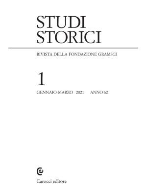 Studi storici (2021). Vol. 1
