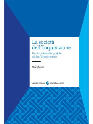 La società dell'Inquisizione