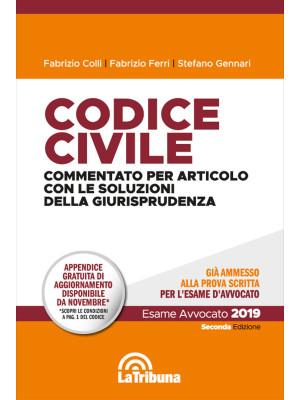 Codice civile. Commentato per articolo con le soluzioni della giurisprudenza