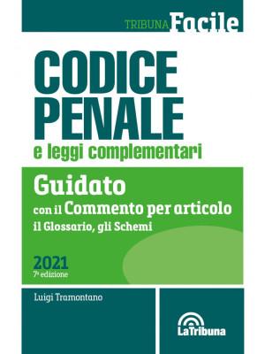 Codice penale e leggi complementari. Guidato con il commento per articolo, il glossario, gli schemi