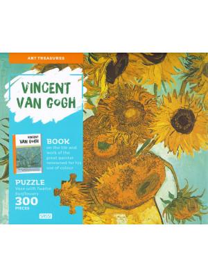 Vincet Van Gogh. Vase with twelve sunflowers. Art treasures. Ediz. a colori. Con gadget