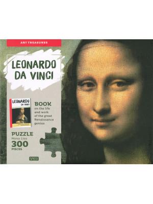 Leonardo da Vinci: Mona Lisa. Art treasures. Ediz. a colori