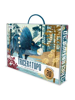 Triceratopo 3D. L'era dei dinosauri. Ediz. a colori. Con Gioco
