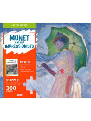 Monet and the Impressionists. Art treasures. Ediz. a colori. Con puzzle