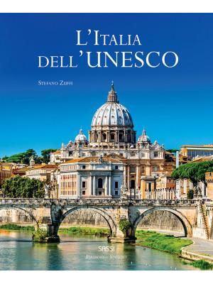 L'Italia dell'Unesco. Ediz. italiana e inglese