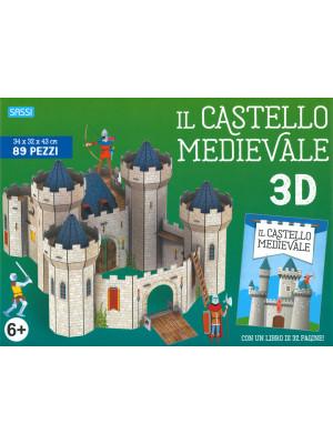 Il castello medievale 3D. Ediz. a colori. Con Giocattolo