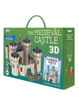 The medieval castle 3D. Ediz. a colori. Con Giocattolo