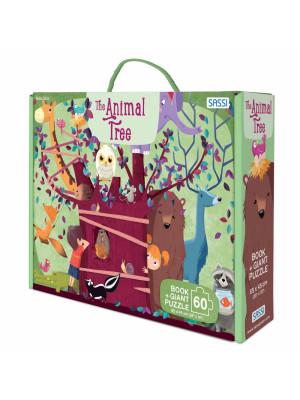 The animal tree. Ediz. a colori