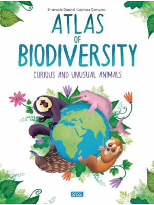 Atlas of biodiversity. Curious and unusual animals
