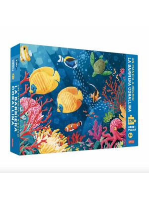 Un Pianeta a rischio. La barriera corallina. Ediz. a colori. Con puzzle