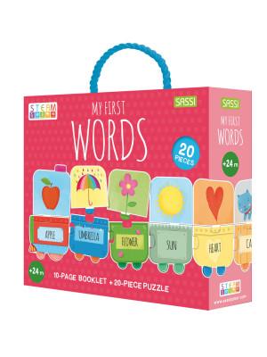 My First Words. Ediz. a colori. Con puzzle