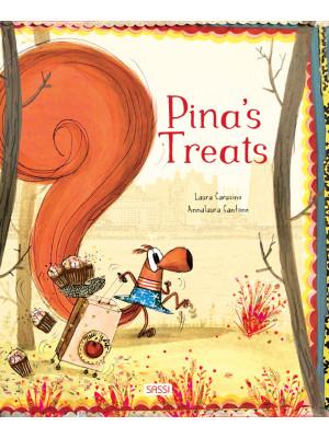 Pina's Treats. New York. Ediz. a colori