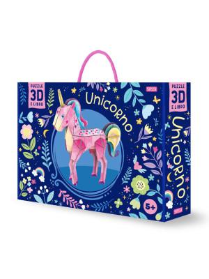 Unicorno 3D. Ediz. a colori. Con gadget