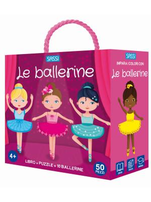 Le ballerine. Q-box. Ediz. a colori. Con puzzle