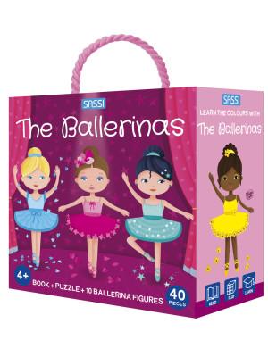 Ballerinas. Q-box. Ediz. a colori. Con puzzle