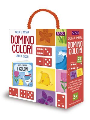 Domino colori. Ediz. a colori. Con 28 tessere