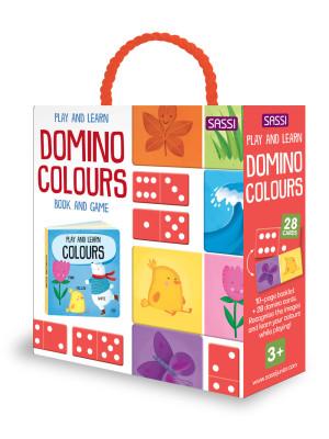 Domino colours. Ediz. a colori. Con 28 tessere