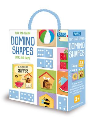 Play and learn. Domino shapes. Ediz. a colori. Con tessere domino
