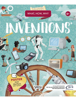 Inventions. What, How, Why. Con Poster