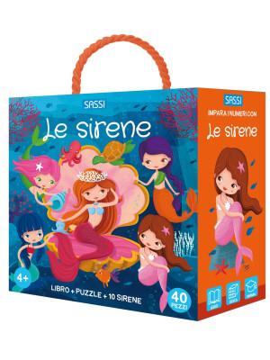 Le sirene. Q-box. Ediz. a colori. Con puzzle