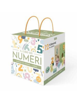 Il cubo dei numeri. Giochi in legno. Nuova ediz. Con 12 formine in legno
