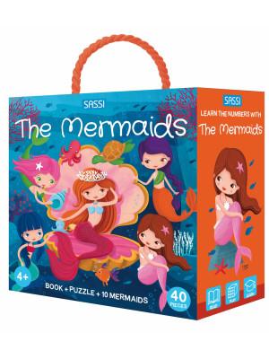 The mermaids. Q-box. Ediz. a colori. Con puzzle