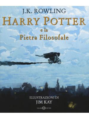Harry Potter e la pietra filosofale. Ediz. a colori. Vol. 1
