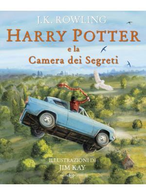 Harry Potter e la camera dei segreti. Ediz. a colori. Vol. 2