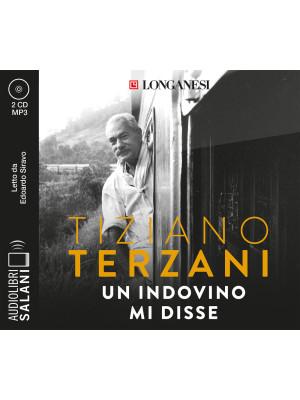 Un indovino mi disse letto da Edoardo Siravo. Audiolibro. 2 CD Audio formato MP3