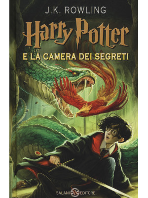 Harry Potter e la camera dei segreti. Nuova ediz.. Vol. 2