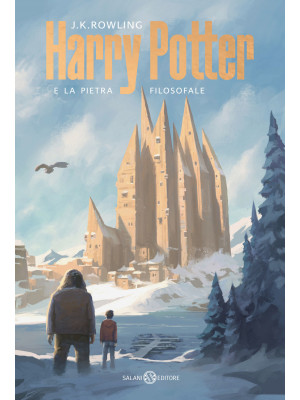 Harry Potter e la pietra filosofale. Ediz. copertine De Lucchi. Vol. 1