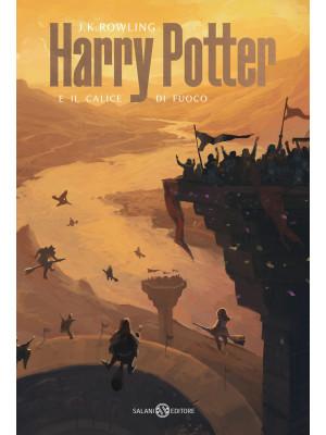 Harry Potter e il calice di fuoco. Ediz. copertine De Lucchi. Vol. 4