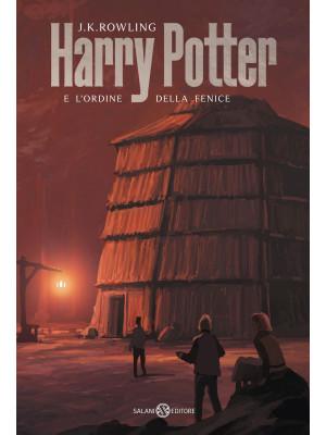 Harry Potter e l'Ordine della Fenice. Ediz. copertine De Lucchi. Vol. 5