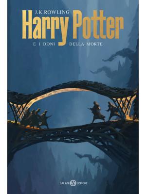 Harry Potter e i doni della morte. Ediz. copertine De Lucchi. Vol. 7