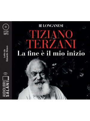 La fine è il mio inizio letto da Edoardo Siravo. Audiolibro. 2 CD Audio formato MP3