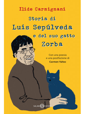 Storia di Luis Sepúlveda e del suo gatto Zorba