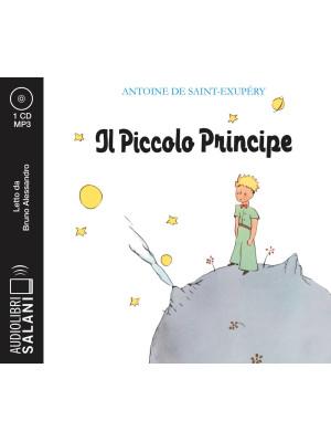Il Piccolo Principe letto da Bruno Alessandro
