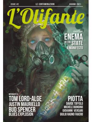 L'Olifante. Ediz. illustrata. Vol. 2: Le contaminazioni