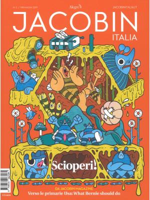Jacobin Italia (2019). Vol. 2: Scioperi!