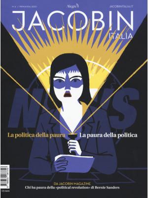 Jacobin Italia (2020). Vol. 6: La politica della paura. La paura della politica