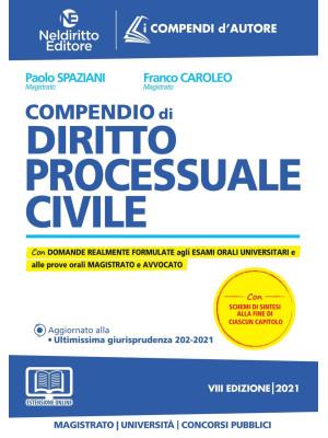 Compendio di diritto processuale civile