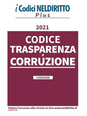 Codice trasparenza e anticorruzione