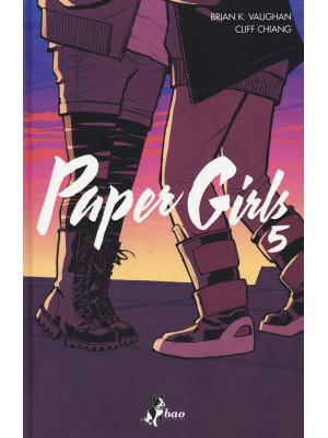Paper girls. Vol. 5