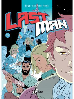 Last man. Vol. 11