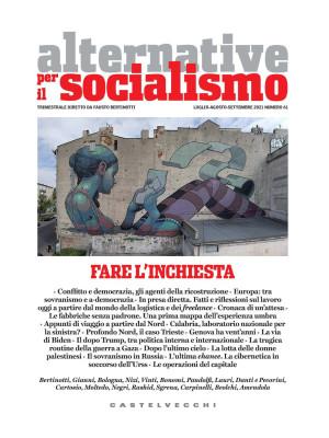 Alternative per il socialismo (2021). Vol. 61