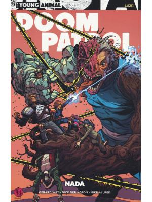 Doom Patrol. Vol. 2: Nada