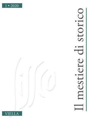 Il mestiere di storico (2020). Vol. 1