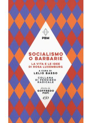 Socialismo o barbarie. La vita e le idee di Rosa Luxemburg