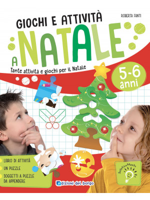 Giochi e attività a Natale. Ediz. a colori