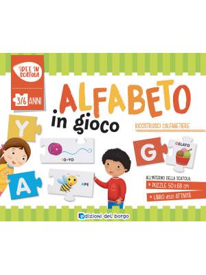 L'alfabeto in gioco. Ediz. a colori. Con puzzle